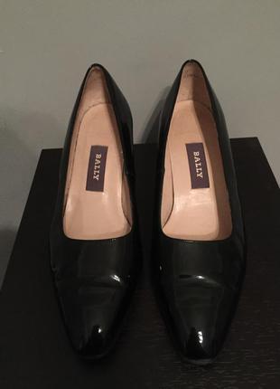 Bally оригинал кожа . классические туфли 👠