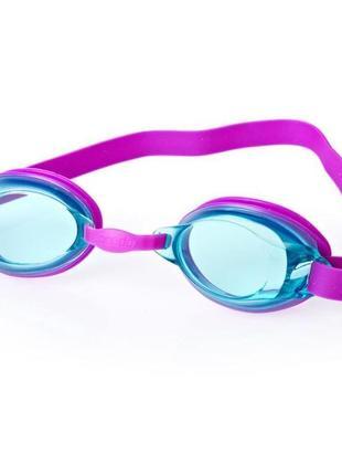 Очки для плавания speedo jet goggle jn00 anti fog 6-14 лет