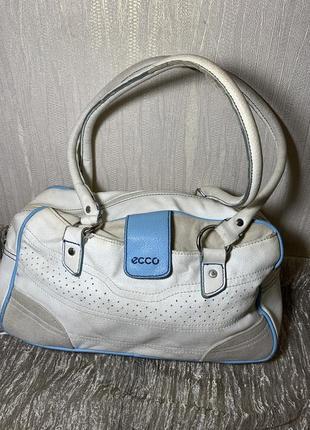 Маленькая сумка ecco оригинал