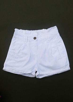 Идеальные белые шорты