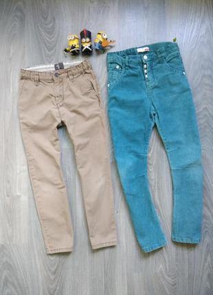 6-8л джинсы штаны брюки