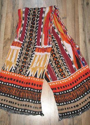 Яркий весенне-летний шарф, шарфик. подарок к покупке
