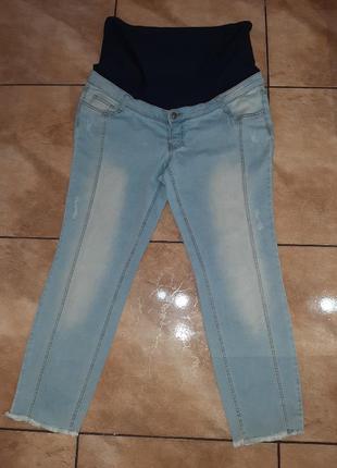Брендовые джинсы для беременных
