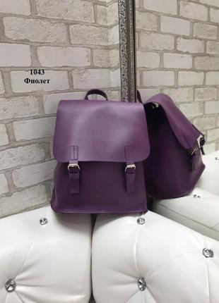 Женский рюкзак-сумка трансформер