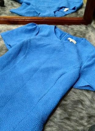 #розвантажуюсь фактурная блуза топ кофточка с баской austin reed2 фото