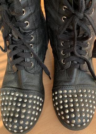 Ботинки sm new york2 фото