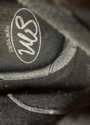Ботинки sm new york4 фото