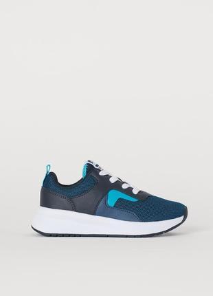 Модные легкие кроссовки h&m