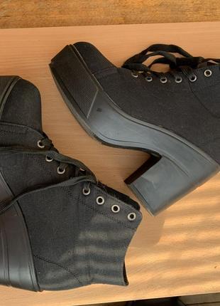 Ботинки truffle