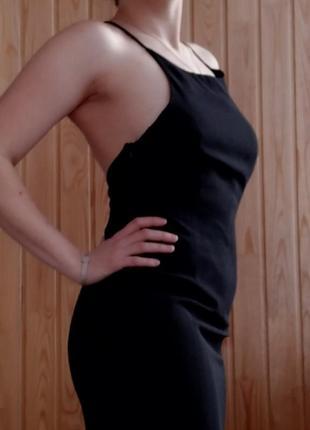 Вечернее платье next с открытой спиной