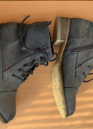Ботинки street shoes