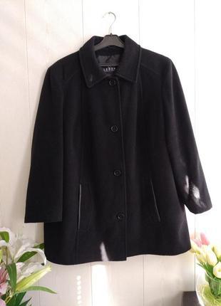 Стильное черное пальто/красивое брендовое пальто весна осень ,2020