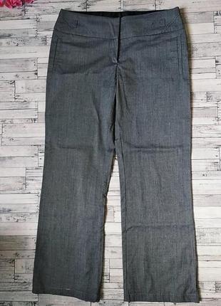 Классические брюки atmosphere женские серые