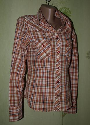 Брендовая качественная рубашка xs-s only