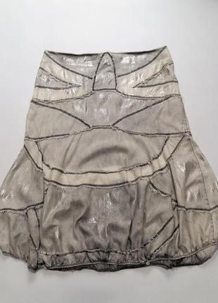 Модная эксклюзивная джинсовая юбка kapris оригинал
