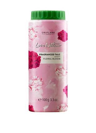 #розвантажуюсь парфумований тальк для тіла «квіткова фантазія»