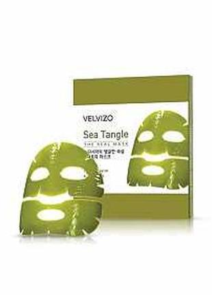 Маска для лица velvizo sea tangle the real mask