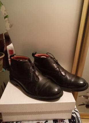 Полу ботинки marks spencer