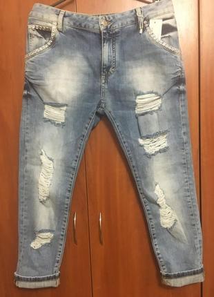 Крутые джинсы р27 a.m.n madness national