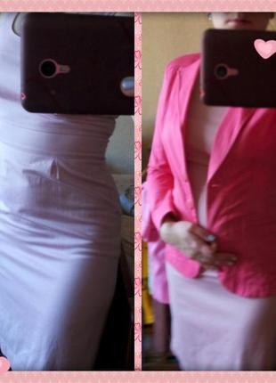Костюм женский сарафан сарафанчик жакет пиджак