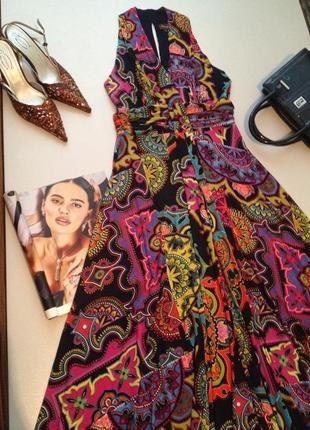 Красивое длинное платье.02