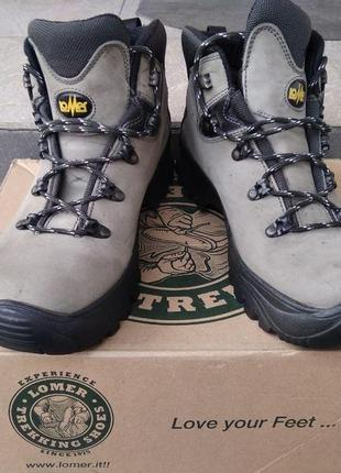 Lomer ботинки треккинговые lowa scarpa merrell kerrimor