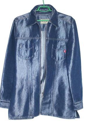 Крутой жакет пиджак блейзер бойфренд джинс от joop италия оригинал l/48р