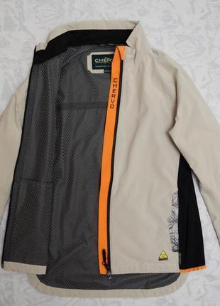 Премиум мужская ветровка спортивная chervo-tex облегченная мужская куртка chervo-tex