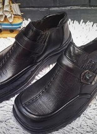 Туфли на мальчика р.35