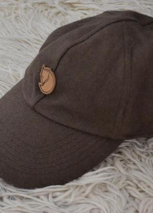 Шерстяная кепка fjallraven