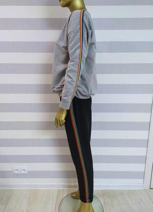 Крутой спортивный костюм disney с лампасами