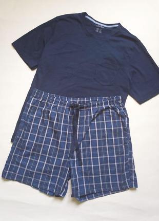 Комплект для дома и отдыха пижама мужская р.хл