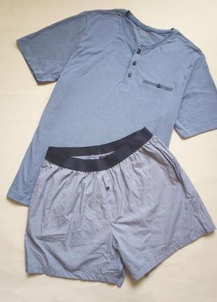 Комплект для дома и отдыха пижама мужская р.л