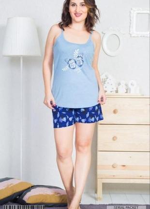 Набор для дома больших размеров пижамы