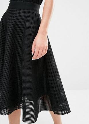 Пышная юбка сетка new look 14--48-50 размер.
