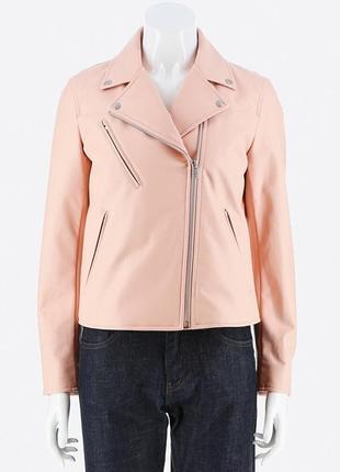 Куртка из искусственной кожи uniqlo