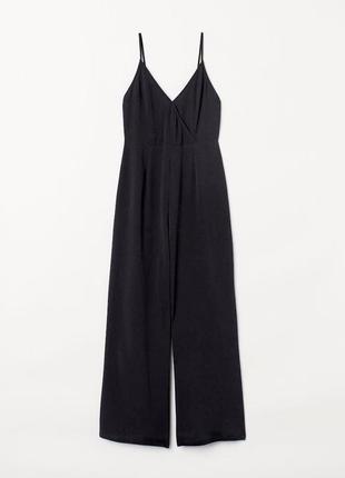 Комбинезон широкие штаны легкий шифоновый
