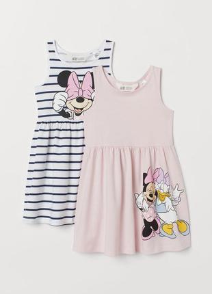 Святкова літня сукня, 4-6 років, н&m, швеція / платье