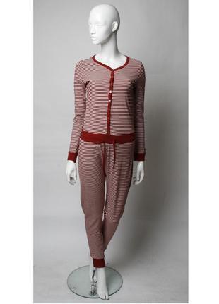 Женский комбинезон пижама