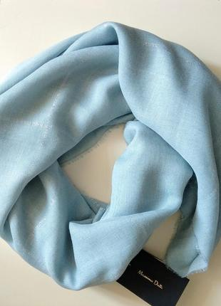 Легкий шарф massimo dutti