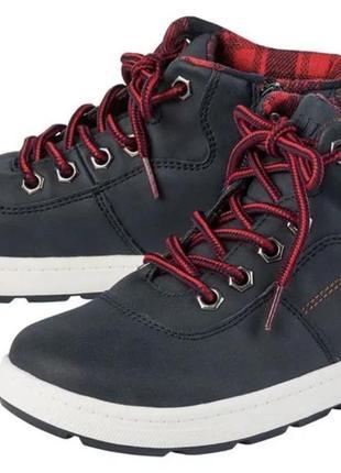 Демисезонные ботинки lupilu, германия