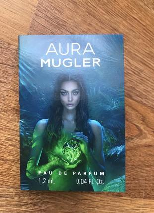 Парфюмированая вода aura mugler