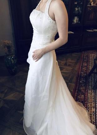 Весільне плаття fara sposa