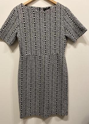 Платье f&f p. 10/38 #632. новое поступление 🎉🎉🎉 1+1=3🎁