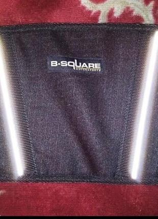 Защитный мотопояс почек b-squart