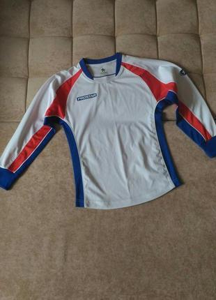 Спортивная кофта, футболка с длинным рукавом,  джерси, реглан размер xs