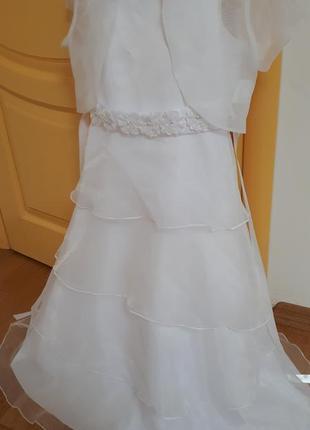 Платье нарядное для причастия