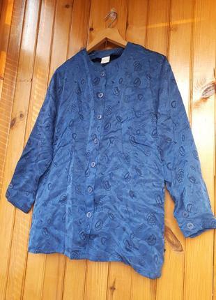 Набор : блуза + шакет из поплина elton англия