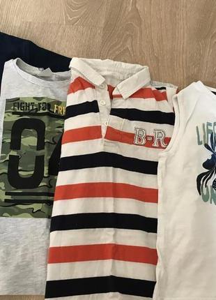 Футболка#набор футболки на мальчика