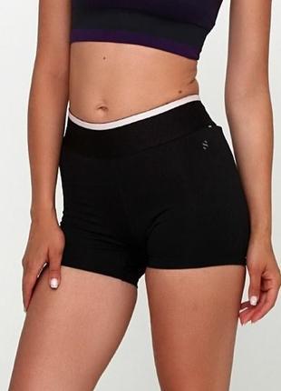 10-12 классные спортивные короткие шорты для тренировок фитнеса, оригинал h&m